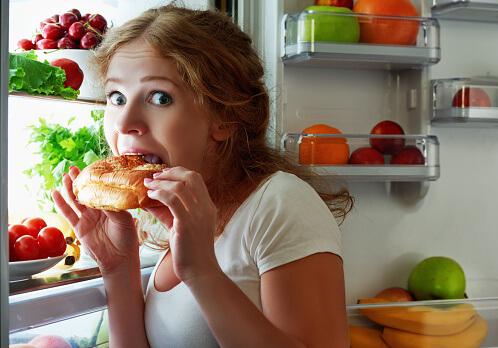 食事のコントロールができない