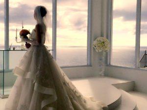 ウェディングドレスが似合う体へ