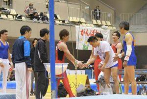 全日本マスターズ体操競技大会