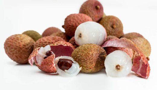 世界三大美女の一人 楊貴妃が好んで食べた果物「ライチ」の豆知識