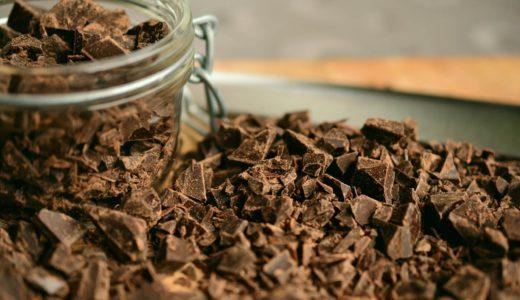 筋トレにも良い?みんな大好きな「チョコレート」の豆知識