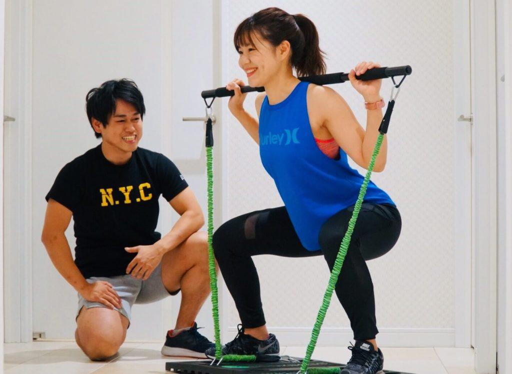 日本最安値のパーソナルトレーニングサービス「Eco Personal」とは?