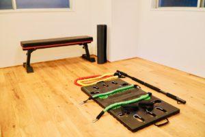 Eco Personal サービスのトレーニング器具1