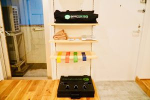 Eco Personal サービスのトレーニング器具3