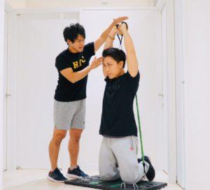 Eco Personalのトレーニング風景