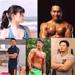 Shibuya Fitness Sharez 新メンバー