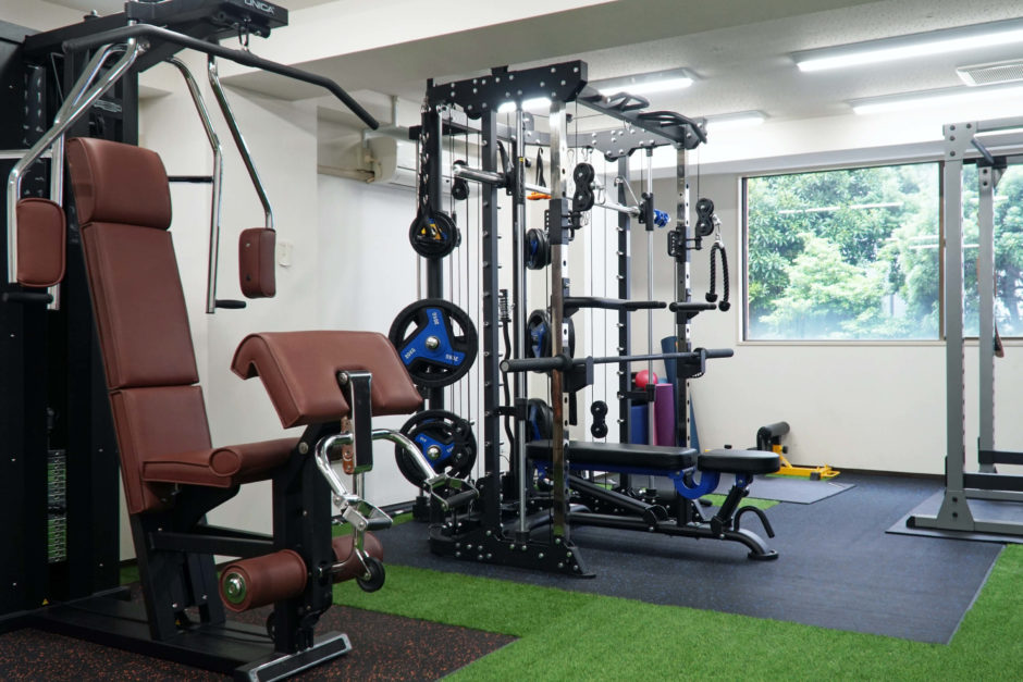 Shibuya Fitness Sharez 渋谷宮益坂上店